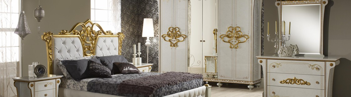 temiz m bel italienische m bel schlafzimmer luxus. Black Bedroom Furniture Sets. Home Design Ideas